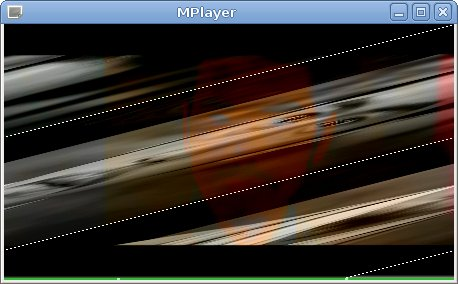 1712 (Sample webm video played distorted on xv) – MPlayer